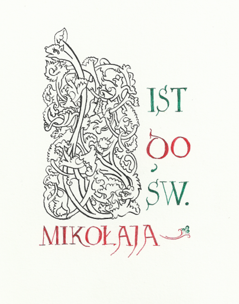 Logo - List do św. Mikołaja